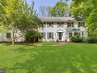 25 Honeybrook Dr Princeton Nj 08540 Zillow