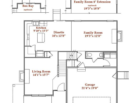 Kensbrooke Plan, Ellington Village, Granville, OH 43023 on