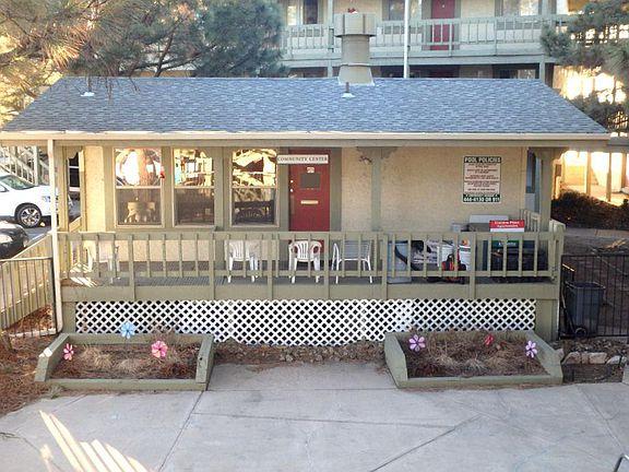 Garden Pines Apartment Rentals Colorado Springs Co Zillow