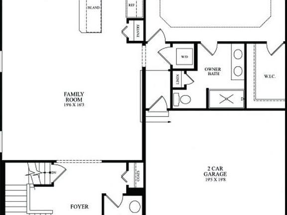 Ellington Plan, Leafy Dell, Johnstown, OH 43031 on
