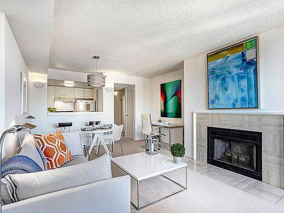 Trinity Towers Apartment Rentals - San Francisco, CA | Zillow