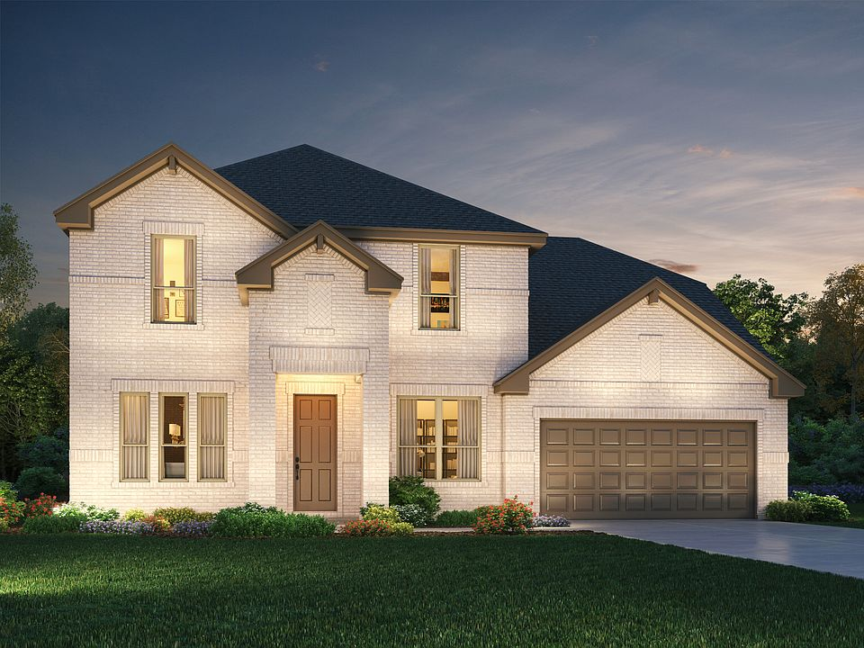 The Ashton (5229) Plan, Riverstone Ranch - The Manor - Estate, Pearland, TX  77089