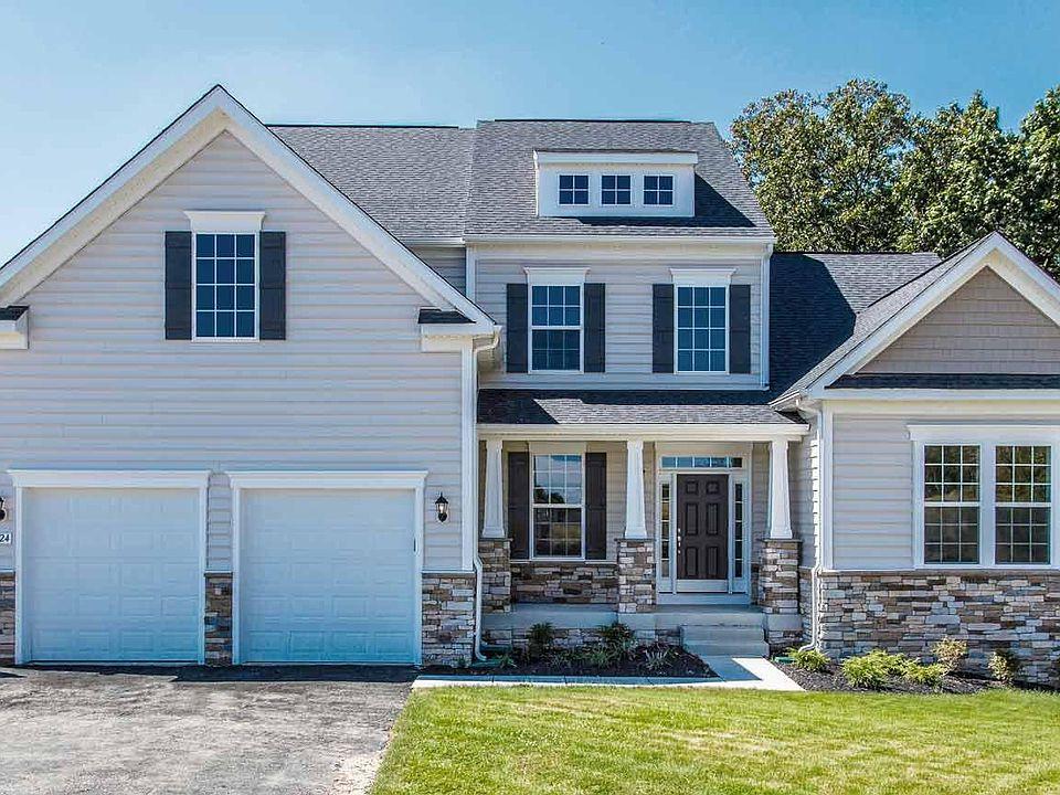 Browning II Plan, Worthington Village At Charles Pointe, Bridgeport, on riley home plan, ashby home plan, breckenridge home plan,