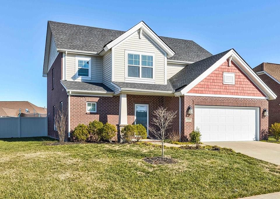 1925 Whispering Meadows Dr Owensboro Ky 42301 Zillow