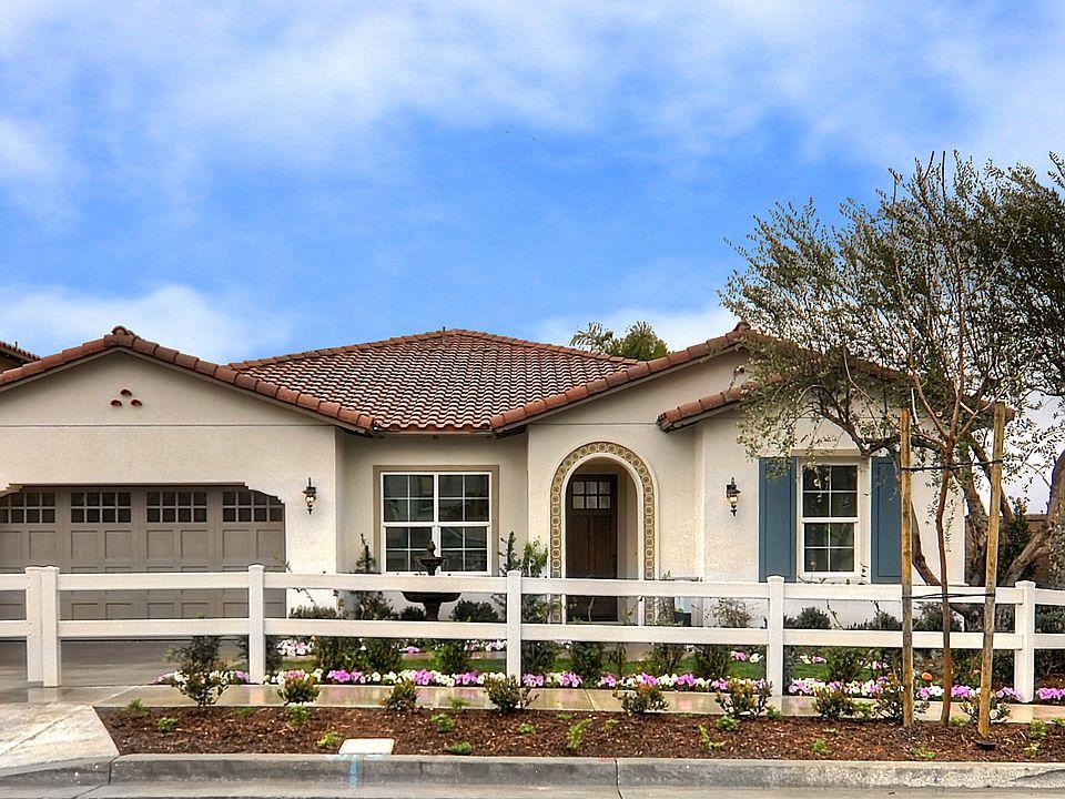 Residence One Plan, Silver Ridge, Rancho Cucamonga, CA 91701 on mount vernon home, ravenel home, perry home, ryan home, bethany home,