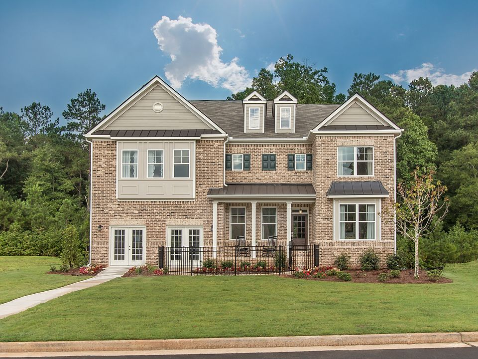 Oakleigh Pointe By Paran Homes In Dallas Ga Zillow