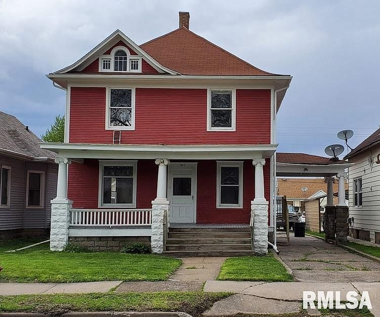 531 16th Ave East Moline Il 61244 Zillow