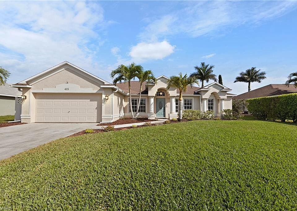 Excellent 415 Se 19Th Ter Cape Coral Fl 33990 Mls 219019978 Zillow Interior Design Ideas Gentotryabchikinfo