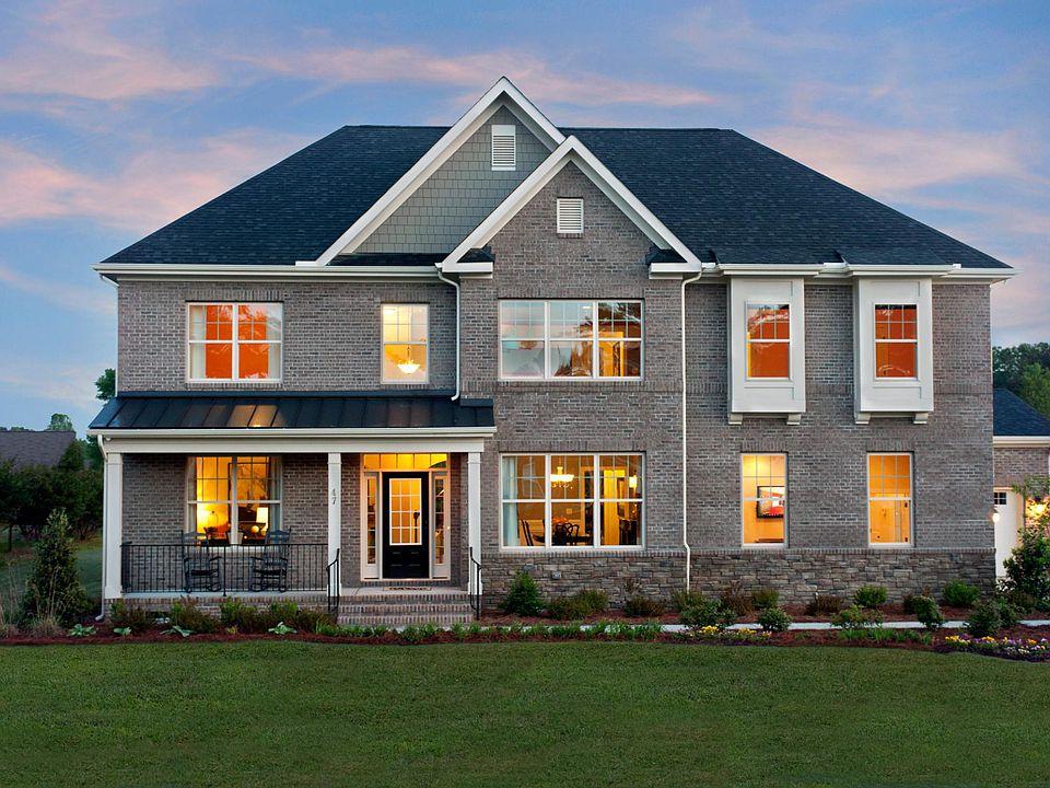 Briar Oaks By Ryan Homes In Simpsonville SC
