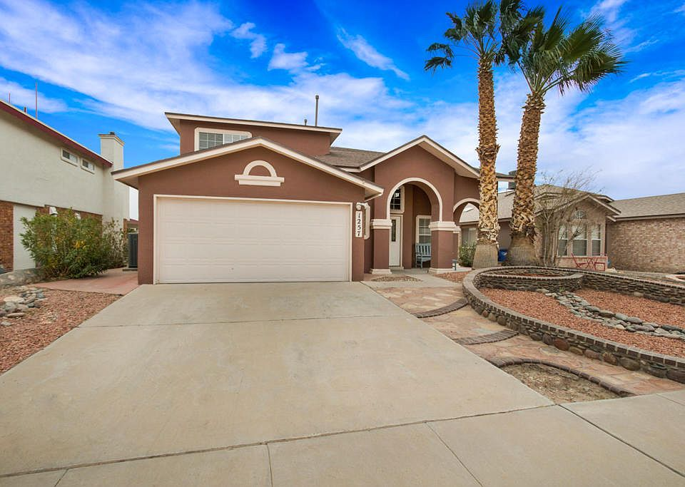 Zillow houses for sale el paso texas 79936