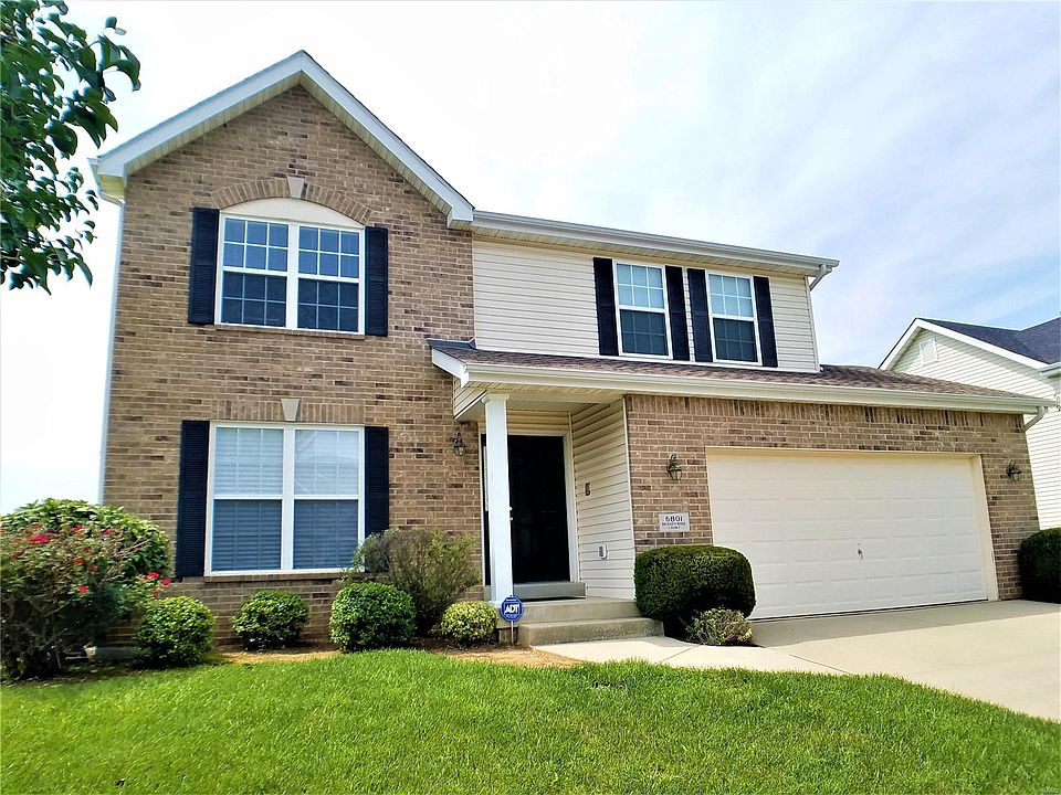 Fairview Heights Il >> 6801 Brandywine Ct Fairview Heights Il 62208