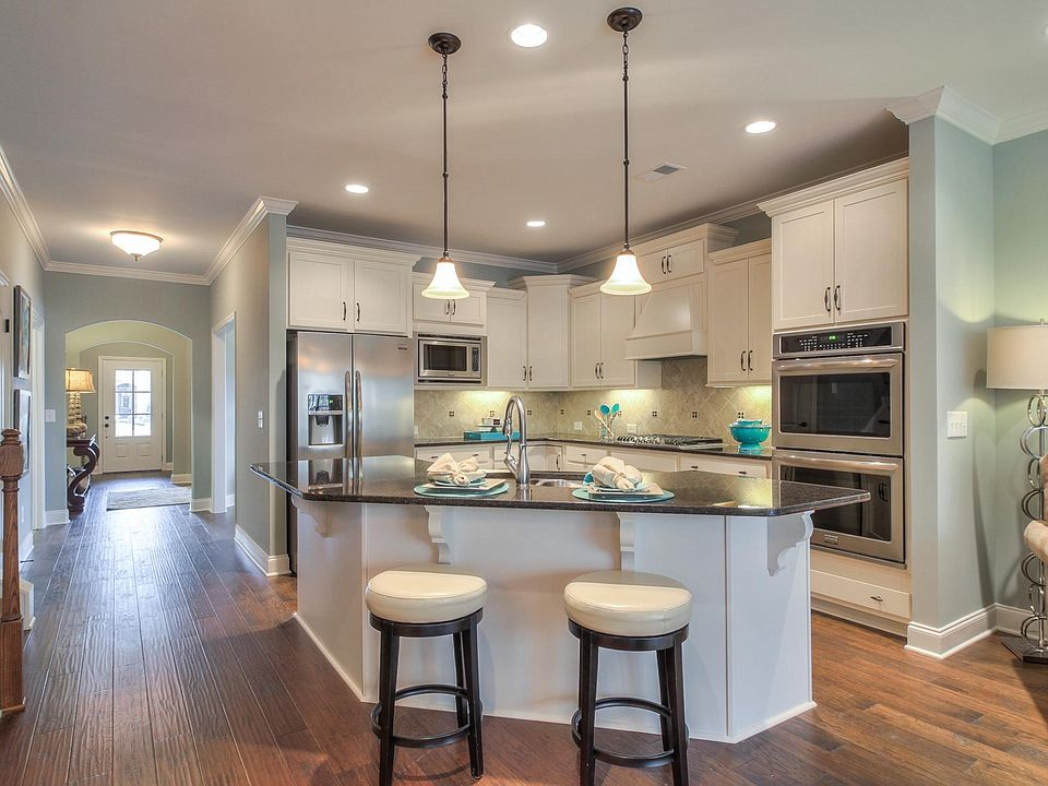 The Grove At Five Oaks By Goodall Homes