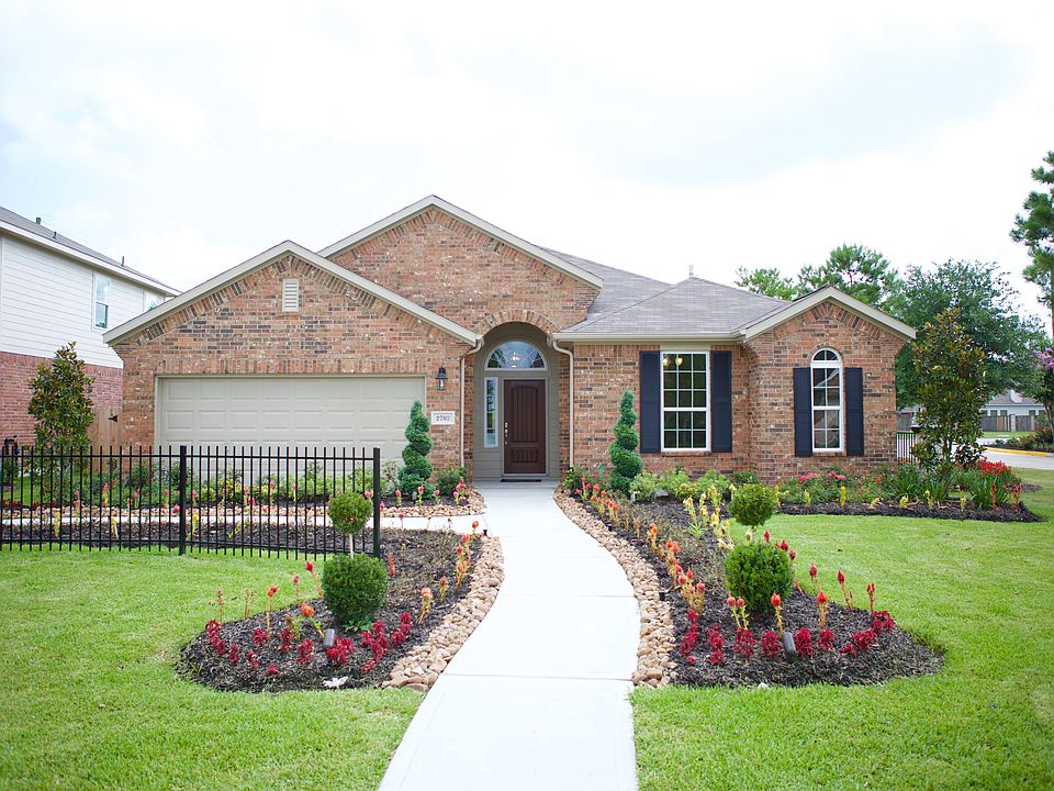 Liberty Home Builders In Houston Tx