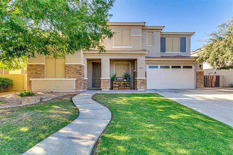 4470 S Cobblestone St, Gilbert, AZ 85297