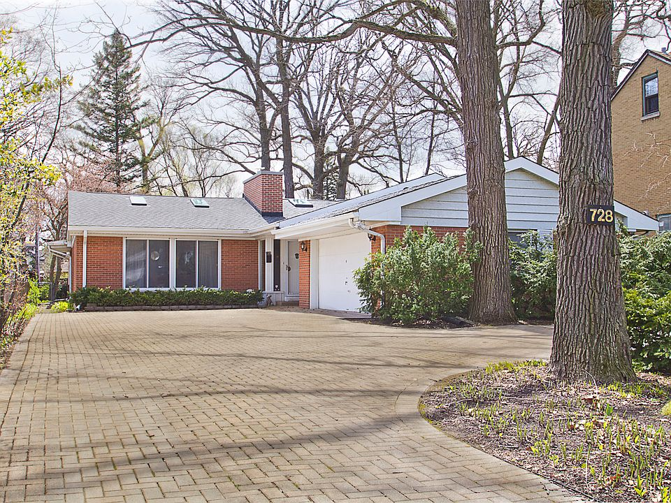 728 Central St Evanston Il 60201 Zillow