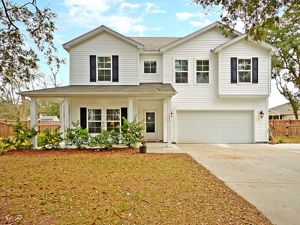 Charmant 1607 Stovall Ct, Johns Island, SC 29455 | MLS #19001732 | Zillow