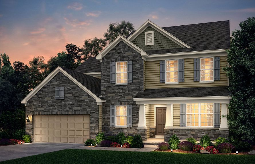 Asbury Pointe by K Hovnanian Homes in Painesville Township ...