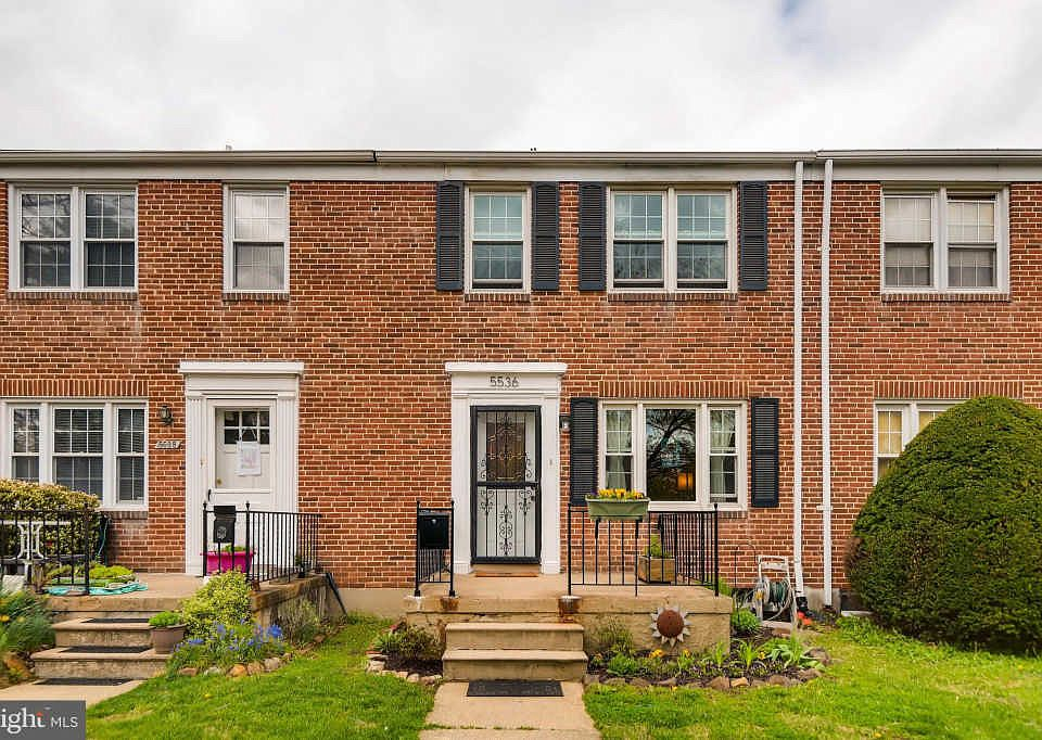5536 Frederick Ave Baltimore Md 21228 Mls Mdba463356 Zillow