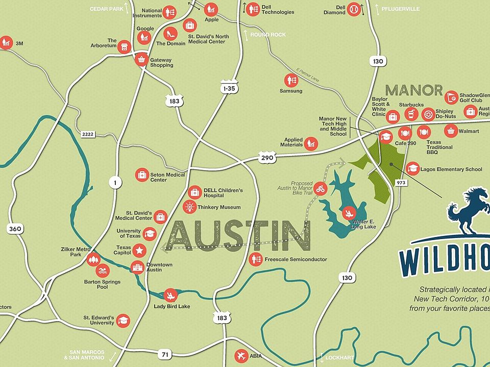 Wildhorse Ranch on manor tx weather, texas highway map, myrtle manor map, manor pa map, manor tx restaurants, middle ages manor map, manor texas, maynard austin map,