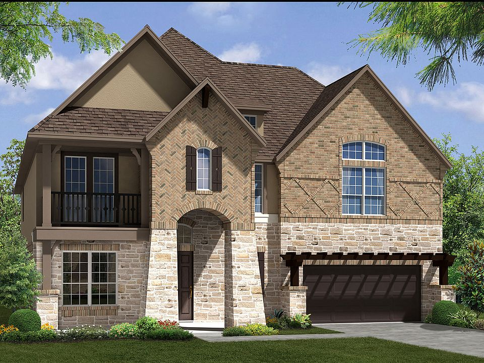 The Copperleaf Plan, Canyon Falls - Meridian Collection, Northlake, TX 76226