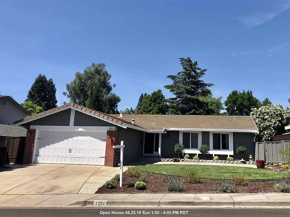 1251 Vintner Way, Pleasanton, CA 94566