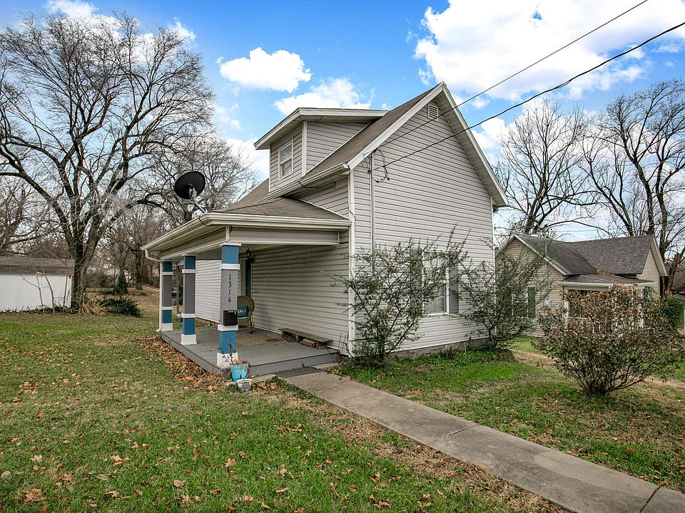 Admirable 1314 W Walnut St Springfield Mo 65806 Mls 60124946 Zillow Download Free Architecture Designs Rallybritishbridgeorg