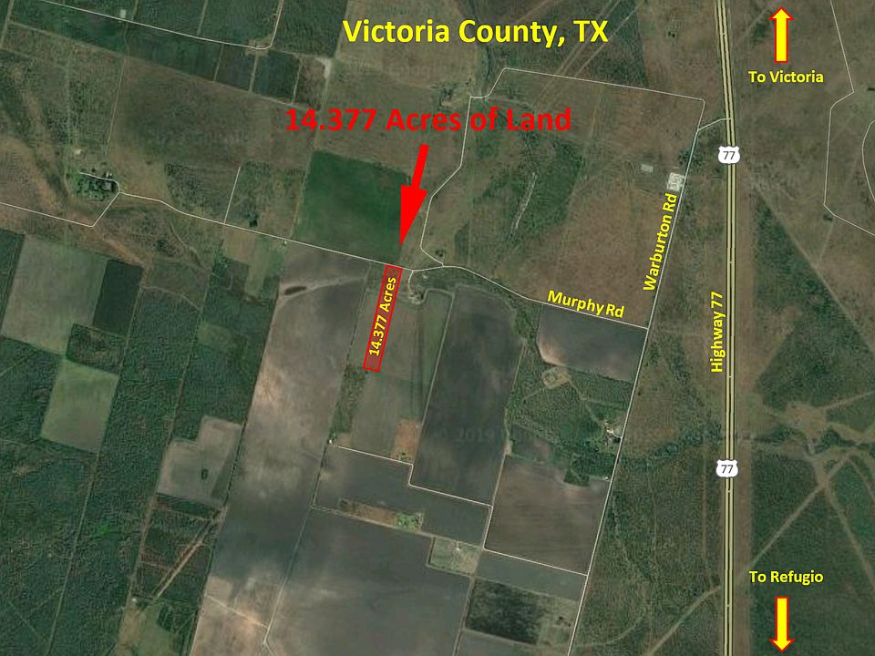 Map Of Texas Highway 77.Murphy Rd Victoria Tx 77905