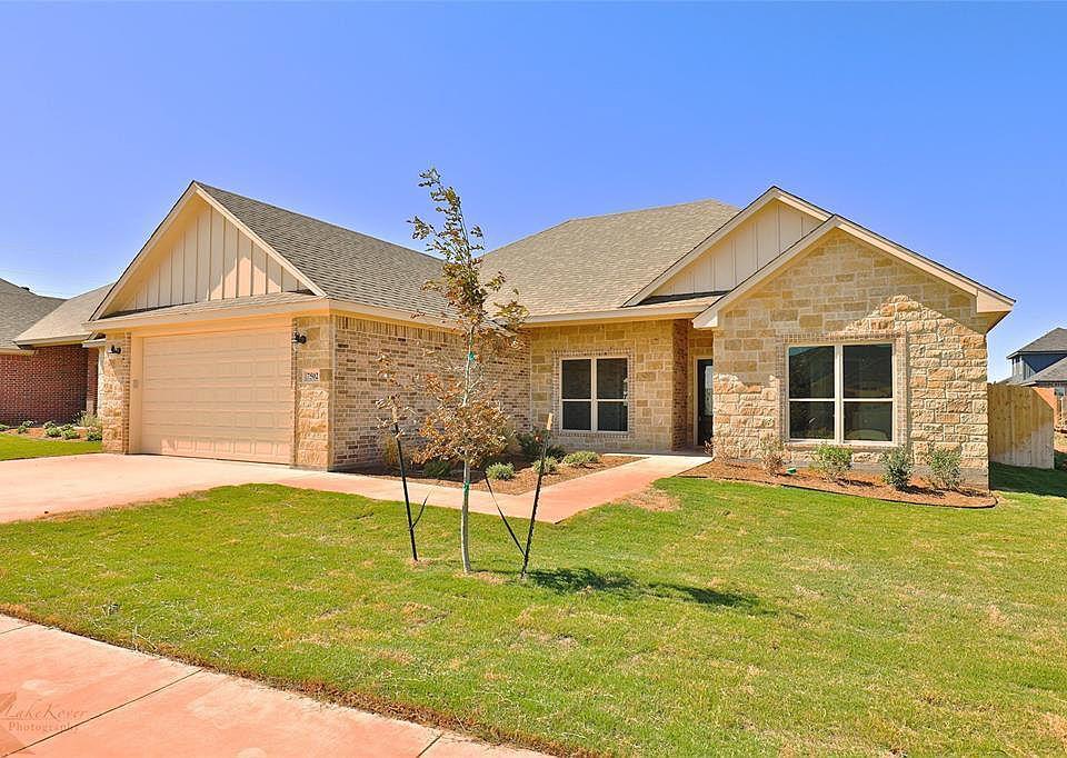 7502 Olive Grove Abilene Tx 79606 Zillow