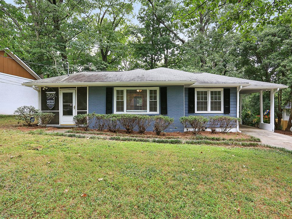 Superb 1341 Dorothy Dr Decatur Ga 30030 Complete Home Design Collection Barbaintelli Responsecom