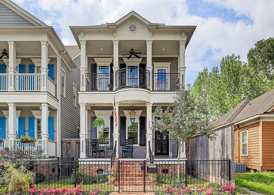 Miraculous 409 Columbia St Houston Tx 77007 Mls 70568598 Zillow Home Interior And Landscaping Ologienasavecom