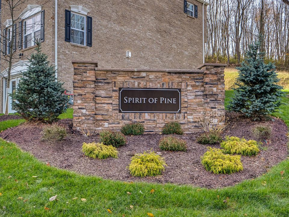 Spirit Of Pine By Maronda Homes In Wexford Pa Zillow