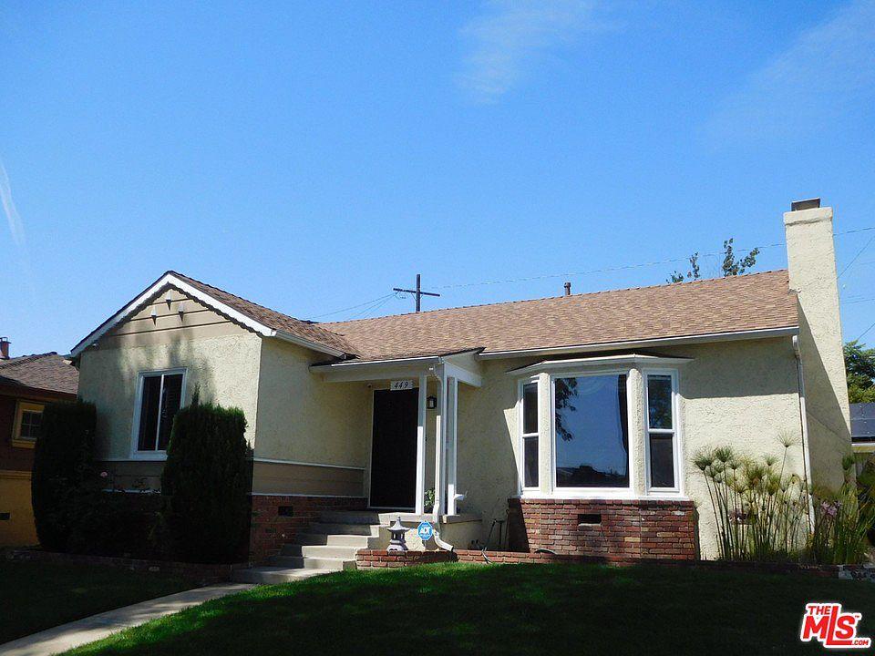 449 W 64th St Inglewood Ca 90302