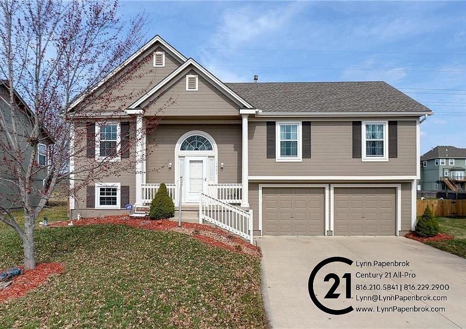 1406 NW Persimmon Dr, Grain Valley, MO 64029 | MLS #2155235 | Zillow