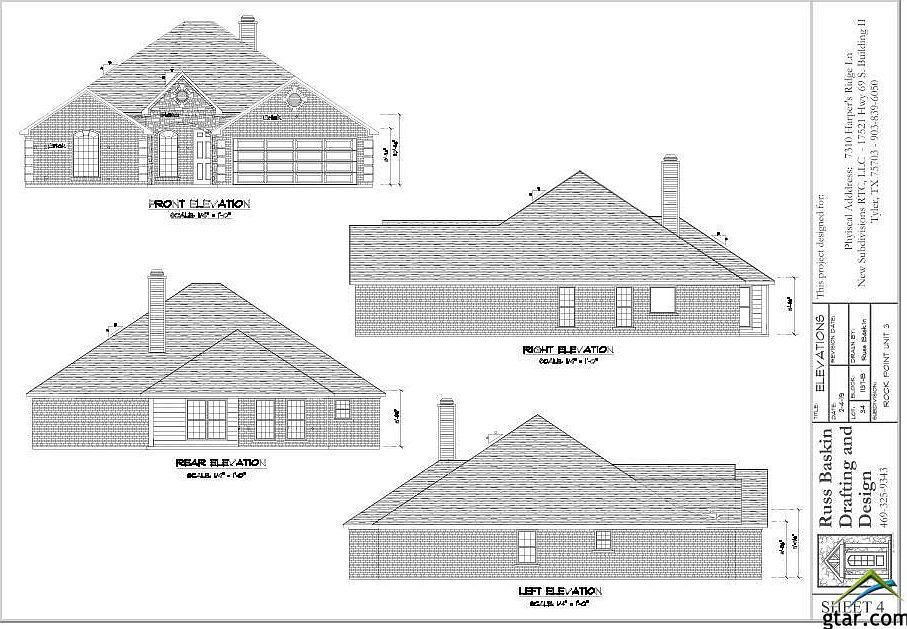 7310 Harpers Ridge Ln, Tyler, TX 75703