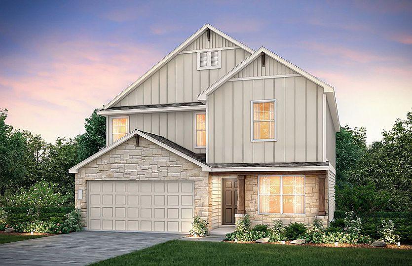 Sandalwood Plan, Sterling Ridge, San Antonio, TX 78260 on new house design plans, floating dock plans, biltmore estate elevation plans, vardo camper plans,