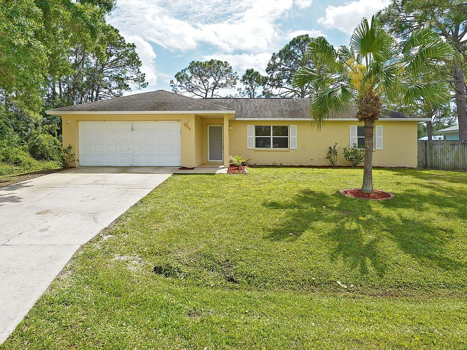 Miraculous 998 Albion St Nw Palm Bay Fl 32907 Mls 840896 Zillow Download Free Architecture Designs Xaembritishbridgeorg