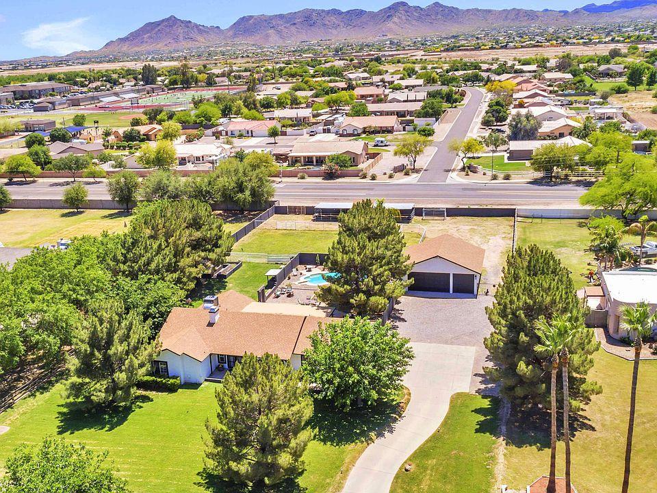 19711 E Calle De Flores, Queen Creek, AZ 85142 on