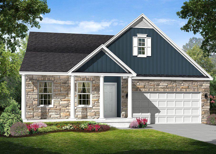 Charleston Plan, Tarlton Meadows, Hilliard, OH 43026