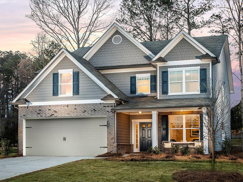 Enjoyable 3676 Bradford Way Atlanta Ga 30331 Home Interior And Landscaping Eliaenasavecom