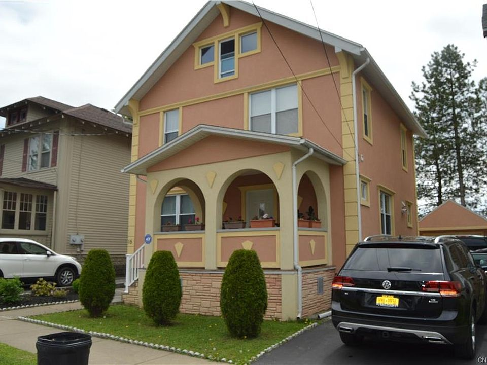 15 Rose Pl Utica Ny 13502 Zillow
