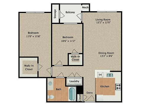 Apartments at Aberdeen Station Apartment Rentals ...
