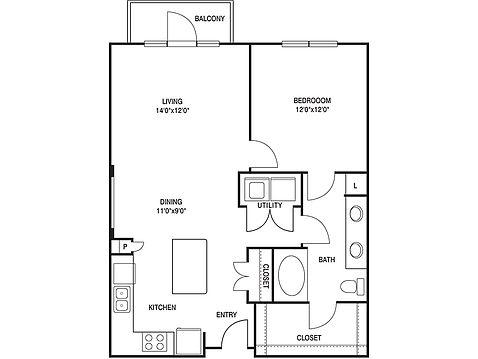 Post Katy Trail Apartment Rentals