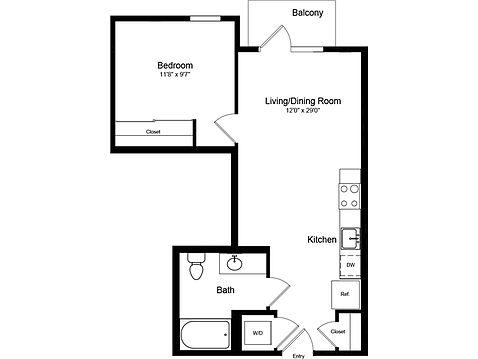 Potrero 1010 Apartment Rentals