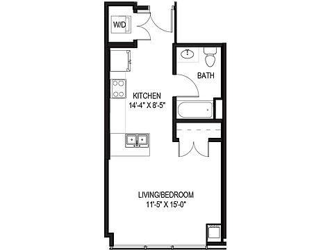 Arkadia West Loop Apartment Rentals