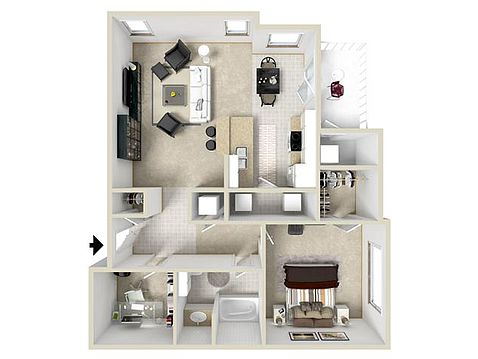 The Madison of Tyler Apartment Homes Apartment Rentals ...