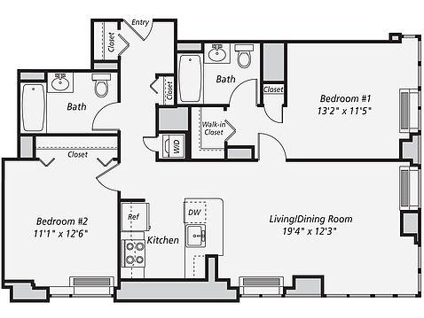 Avalon Fort Greene Apartment Rentals Brooklyn Ny