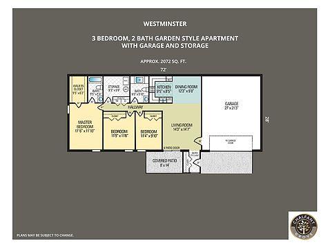 Chalfant Grove Apartment Rentals - Vienna, WV