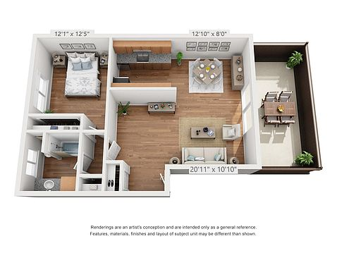 Village Green Apartment Rentals - Cupertino, CA | Zillow