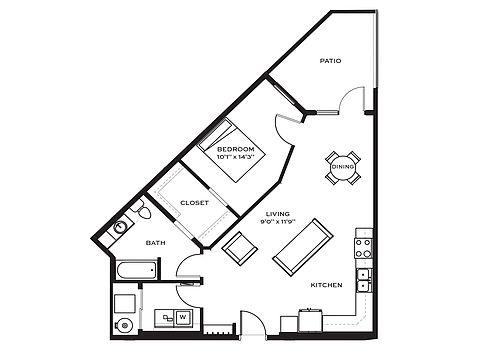 Velocity Apartment Rentals