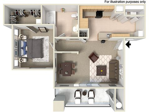 Waterstone Apartment Homes Apartment Rentals - Tracy, CA